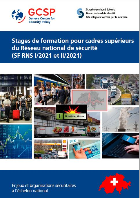 GCSP Brochure French